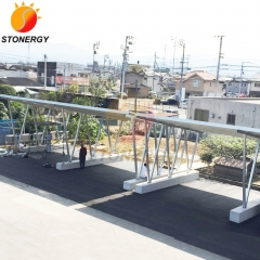 All Aluminum Carport Mount System